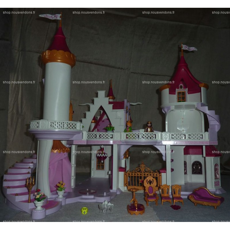 5142 palais de princesse de playmobil. Black Bedroom Furniture Sets. Home Design Ideas