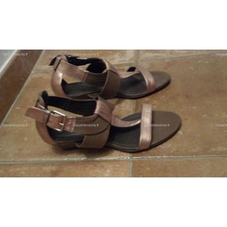 Sandales compensés Torrente