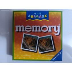 Memory animaux Ravensburger
