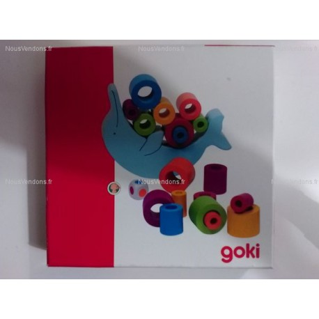 Jeux d'adresse Goki
