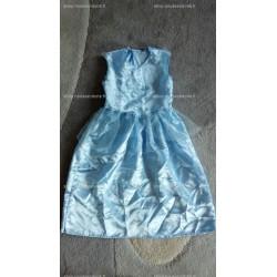 (déguisement) Robe Princesse  Bleue