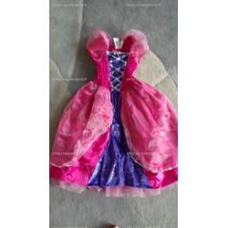 (déguisement) Robe Princesse  Rose et Bleu