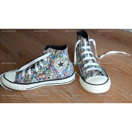 Chaussures montantes (Converse)