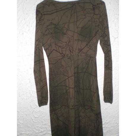 Robe Manches Longues (Desigual)