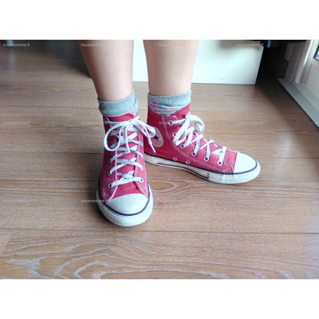 Chaussures montantes (Converse, Taille 33)