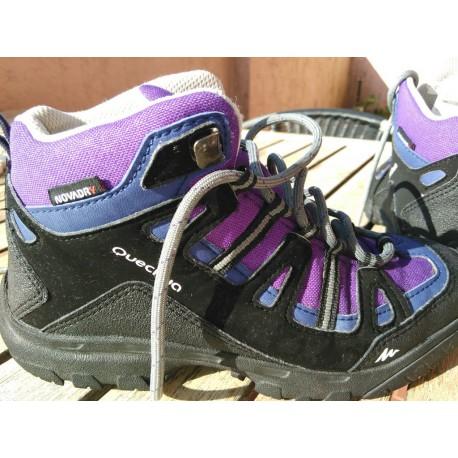 chaussures de rando (Quechua)