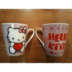 Lot Mugs Hello Kitty