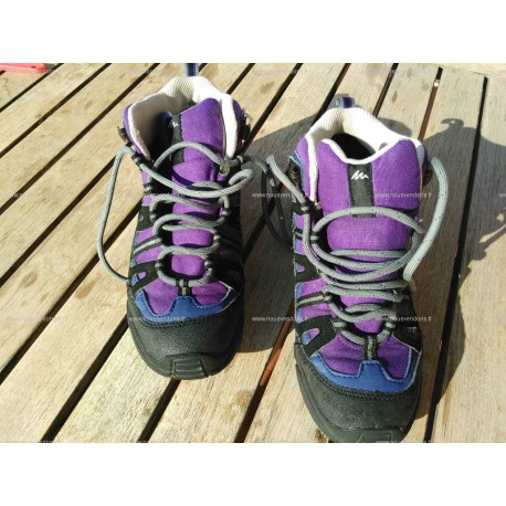 Chaussures rando taille 33
