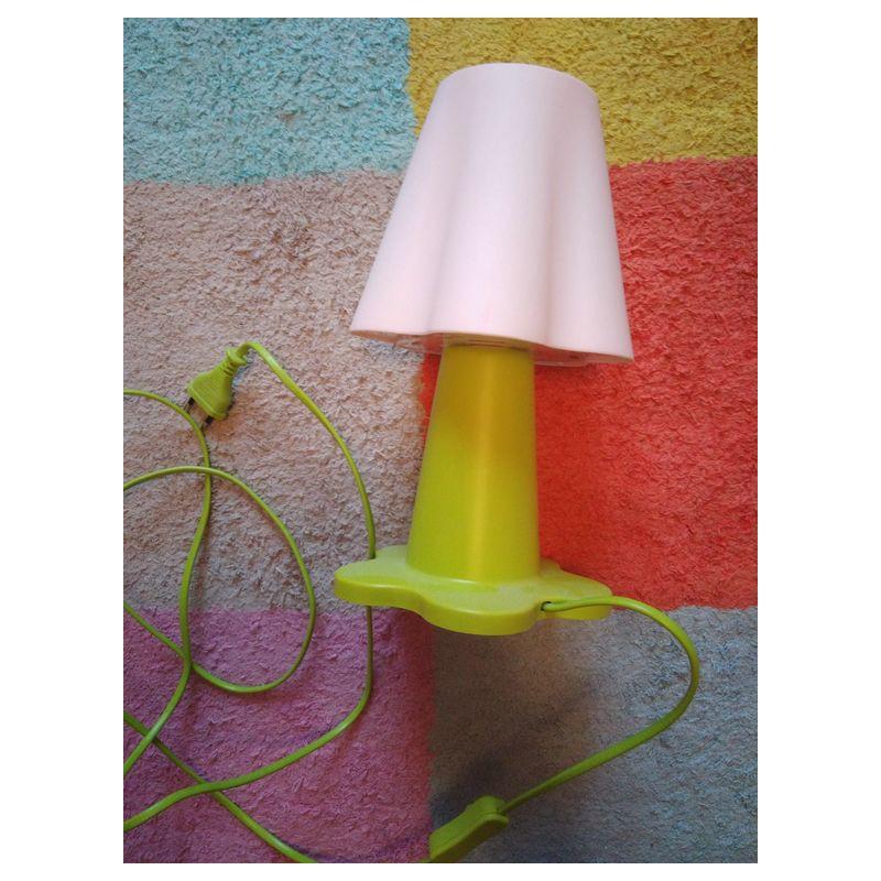 lampe chevet fleur ikea f m la boutique. Black Bedroom Furniture Sets. Home Design Ideas