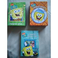 Coffrets DVD Bob l'Eponge