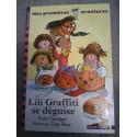 Lili graffiti se déguise