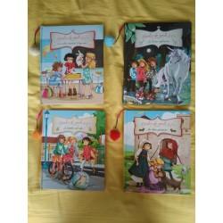 Lot livres Boules de Poils et Compagnie